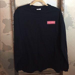 Simply Southern L/S shirt XL GUC elephant